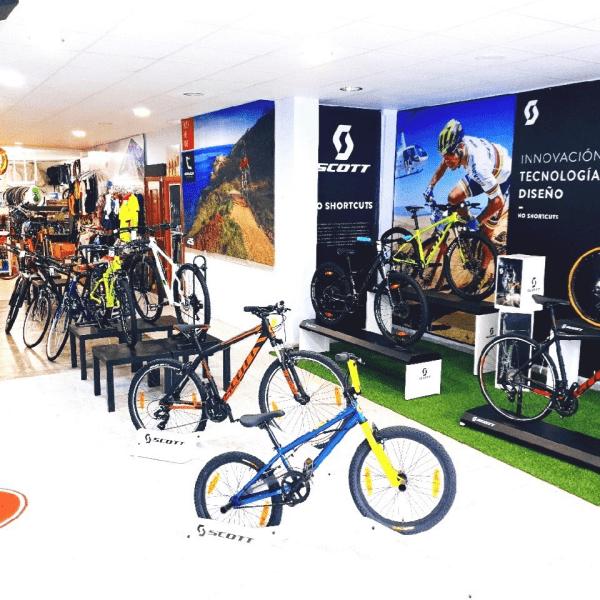 Bicicletas Reservas 2021 y 2022